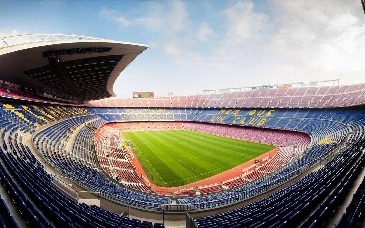 Camp Nou Esperientzia