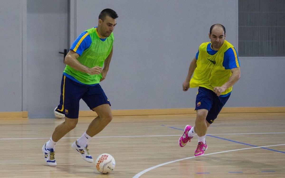 El Barça Lassa finalitza la seva estada a Encamp