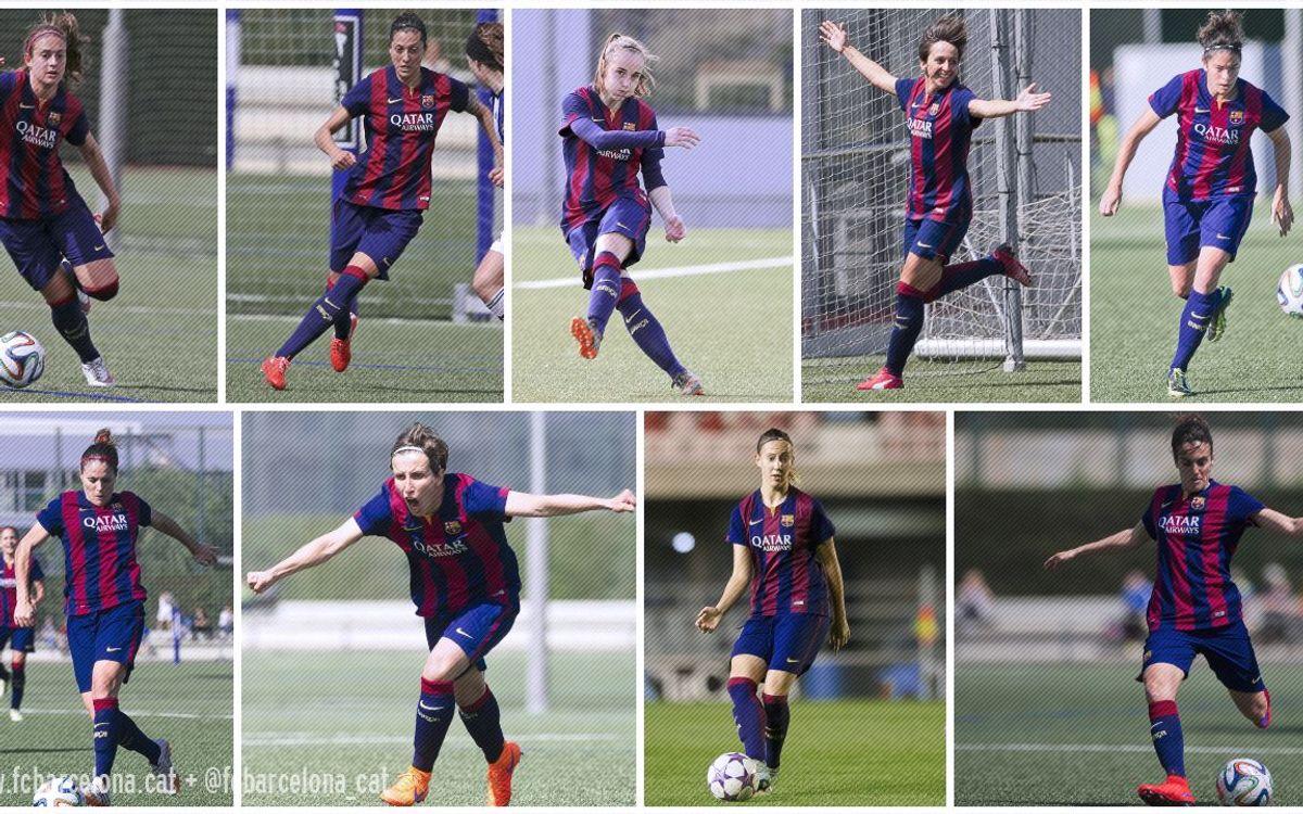 Nou jugadores del Barça, convocades per la selecció espanyola per al Mundial 2015