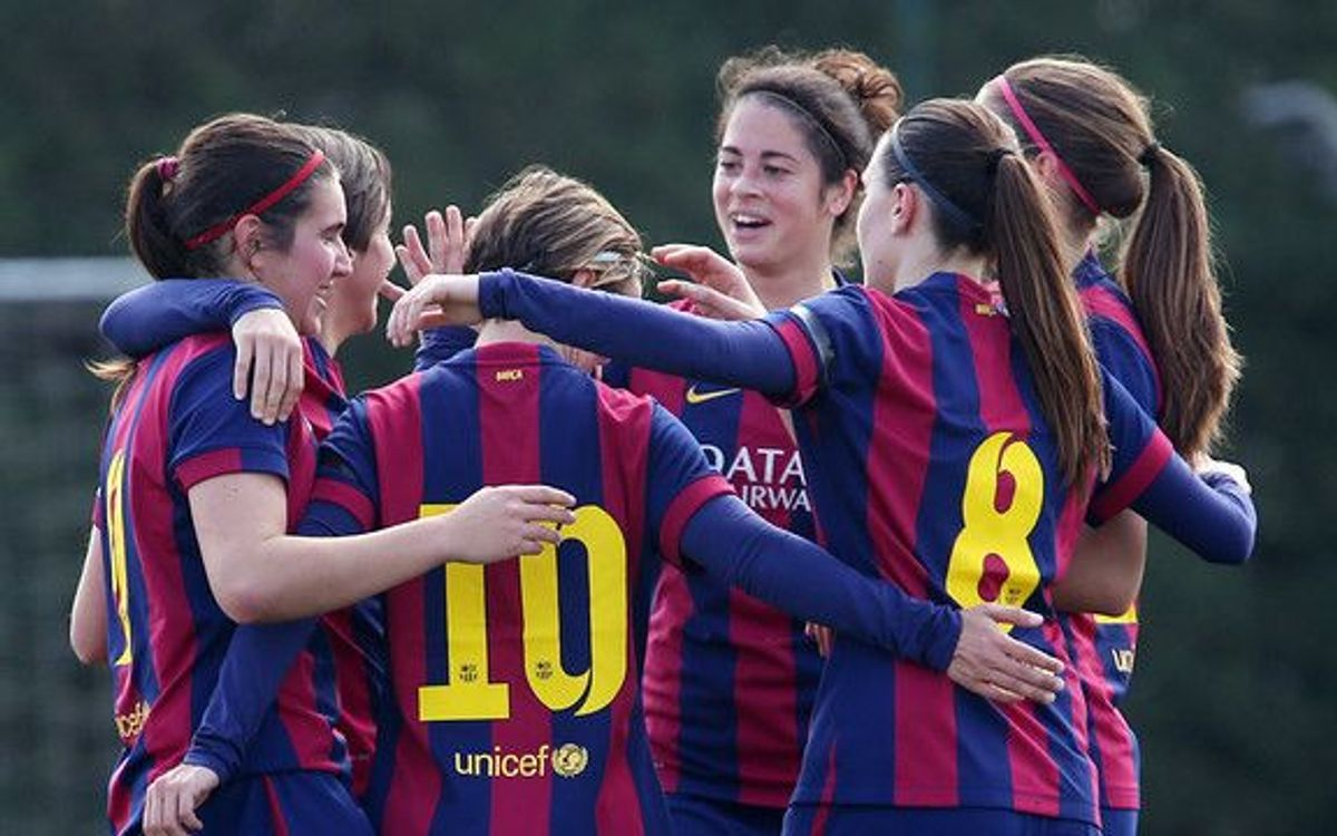 Transportes Alcaine v FC Barcelona: The champions march on (0-4)