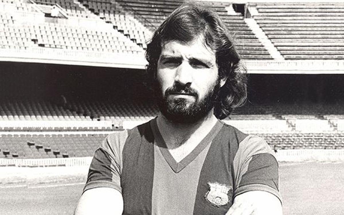 Mor l'exjugador del FC Barcelona Juan José Enríquez Gómez