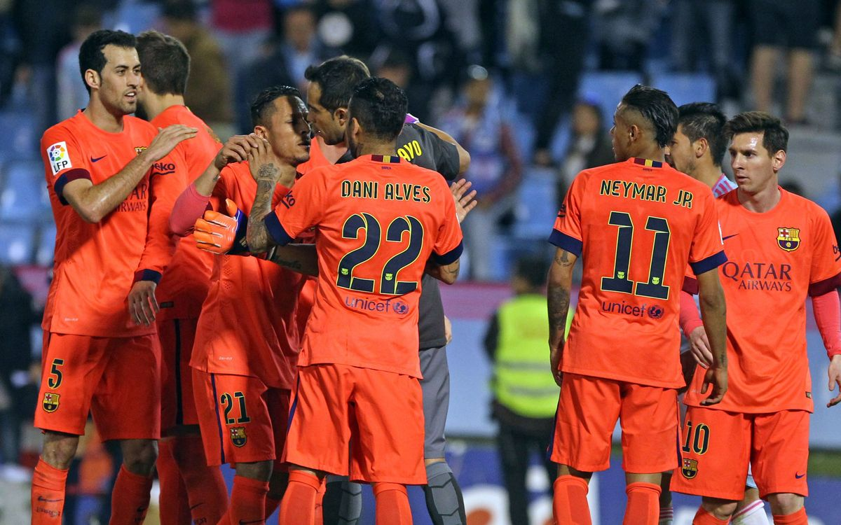 FC Barcelona have won 19 of 20 in the last three months