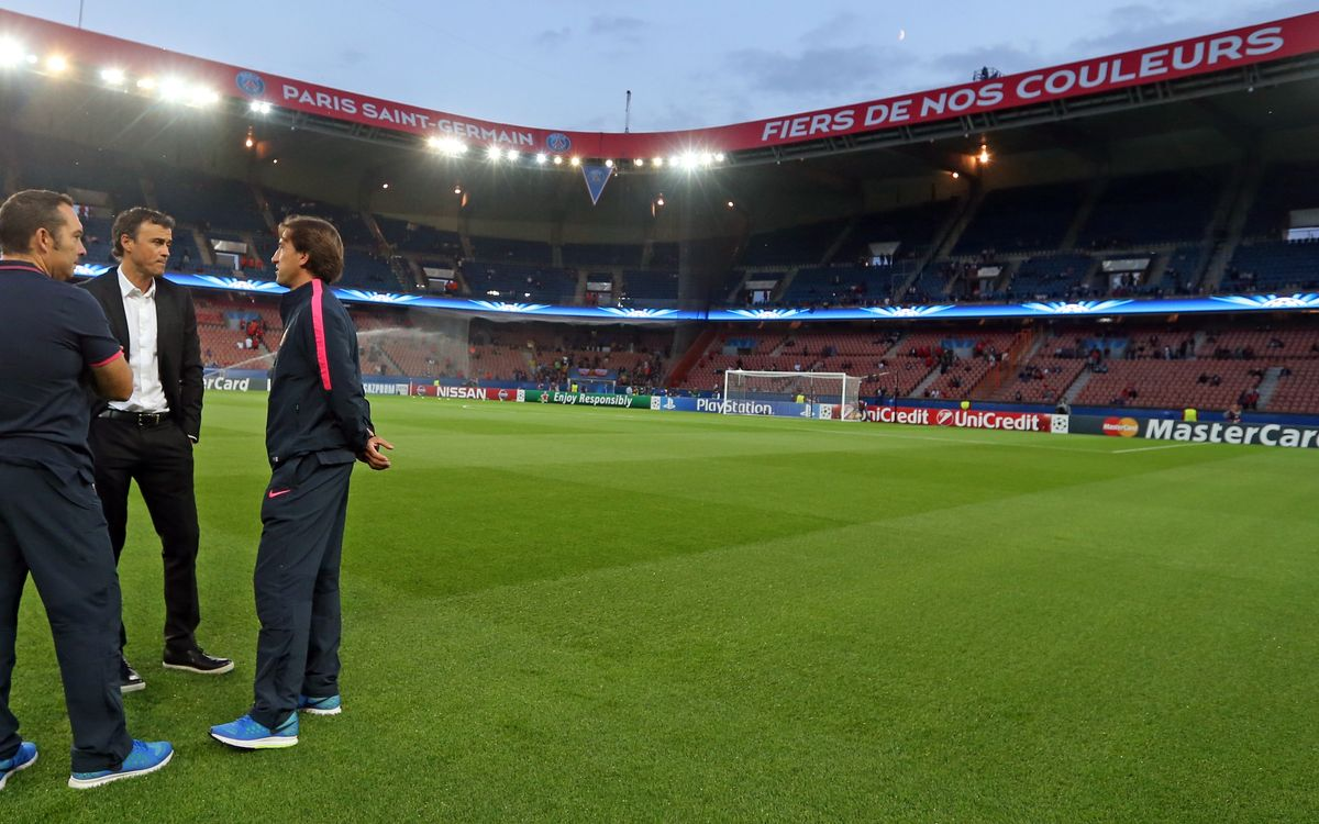 Members request 1,876 tickets to see Paris Saint-Germain-FC Barcelona