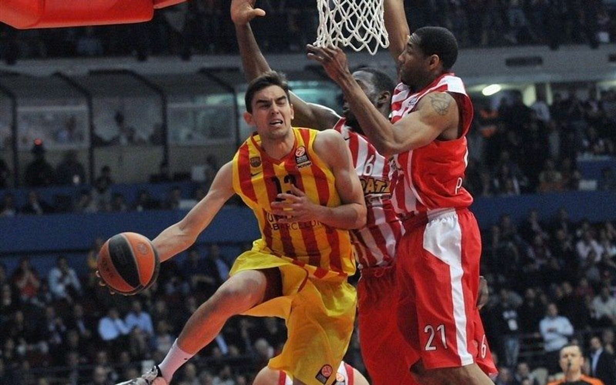 Olympiacos – FC Barcelona: Out in the dying seconds (71-68)