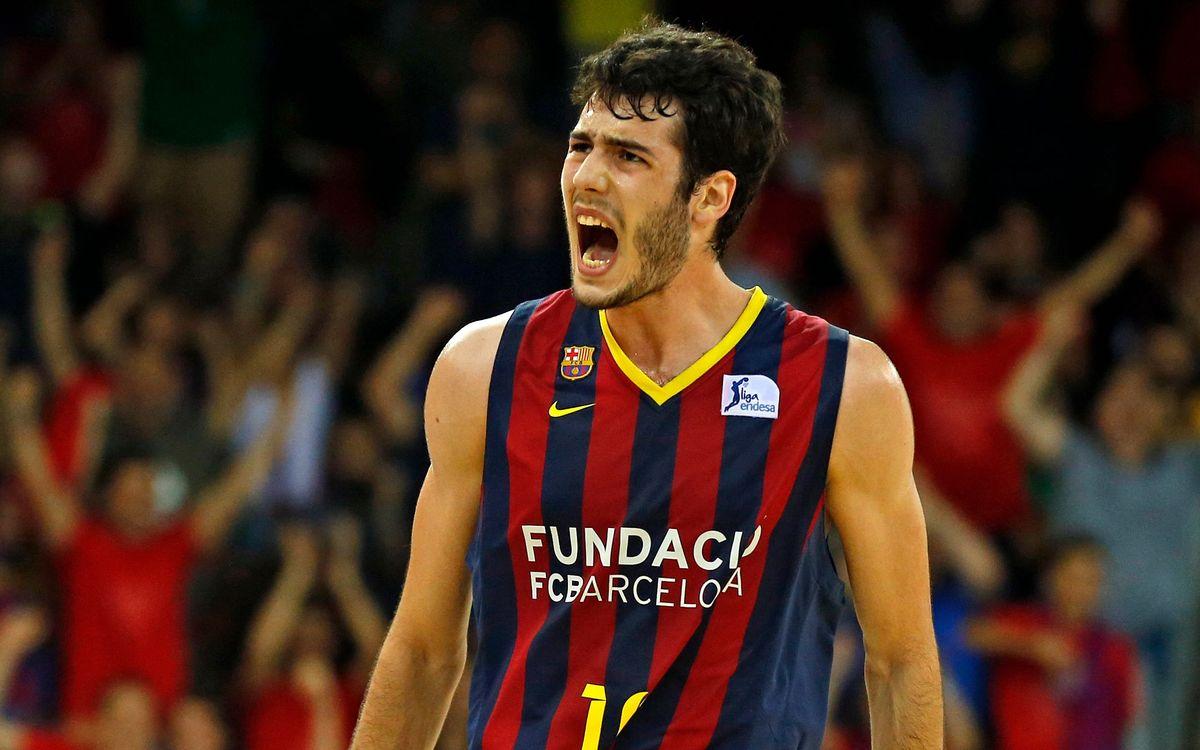 Àlex Abrines, a la preselecció d'Espanya per a l'Eurobasket