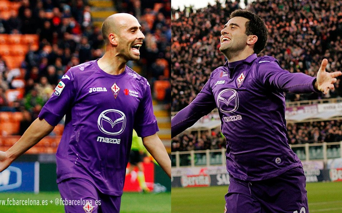 Fiorentina once again on the rise