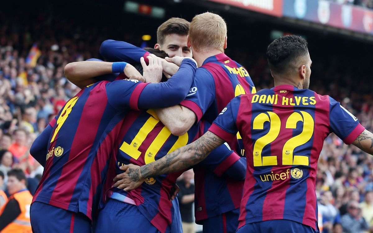 FC Barcelona v Valencia CF: Big plays early — and late — deliver victory (2-0)