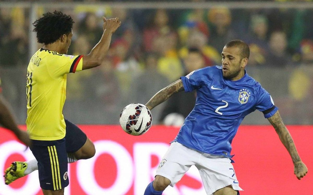 Brazil look for a win to reach quarter finals