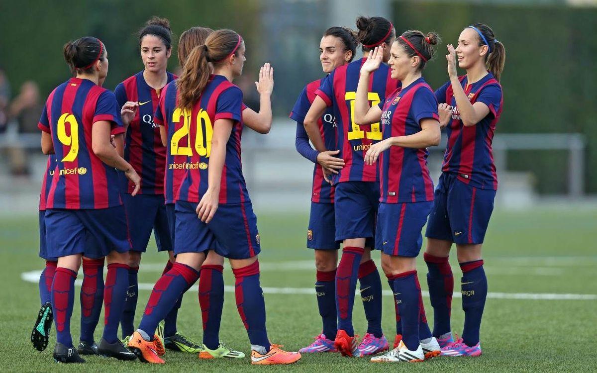 Deu jugadores del Barça a la preselecció del Mundial 2015