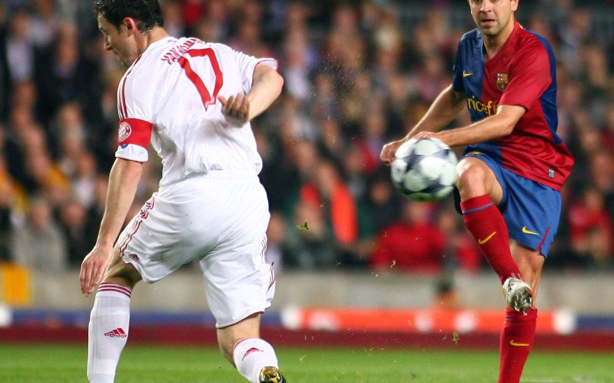 Ten things you didn't know about FC Barcelona and Bayern Munich