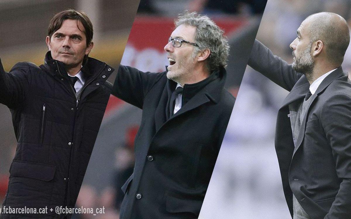 Barça influence extends across Europe