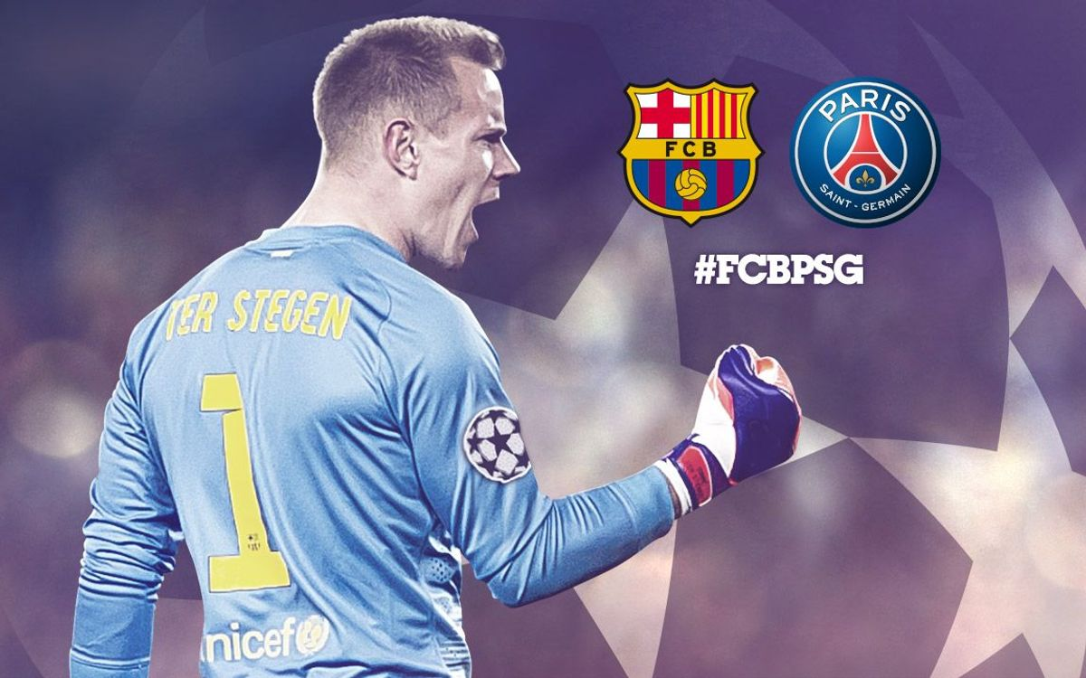 Match Preview: FC Barcelona v Paris Saint-Germain
