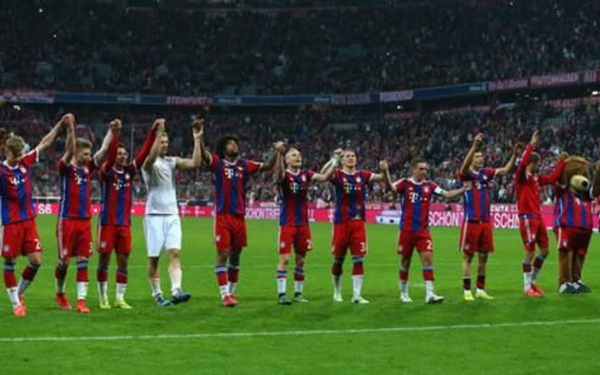 Rival watch: Bayern win Bundesliga, Real Madrid beat Celta