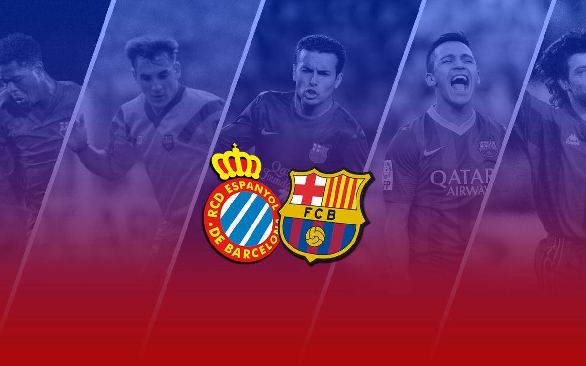 TOP5: Millors gols al camp de l'Espanyol