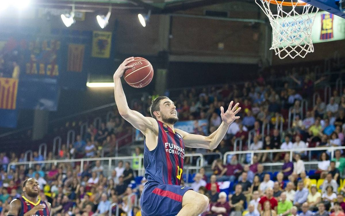 FC Barcelona – Unicaja: Comfortable win in the first game (91-60)