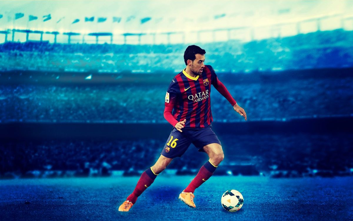 Sergio Busquets: The boss in the midfield