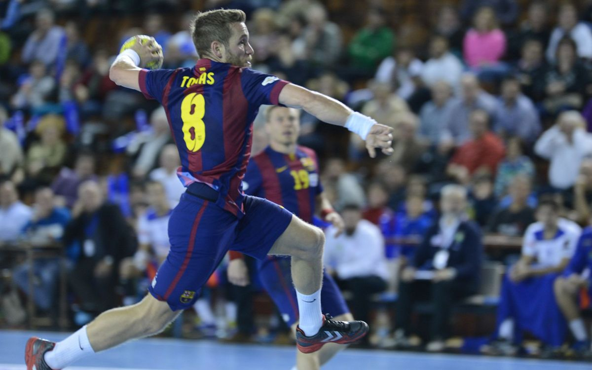 FC Barcelona v BM Benidorm: Not an easy win (41-25)