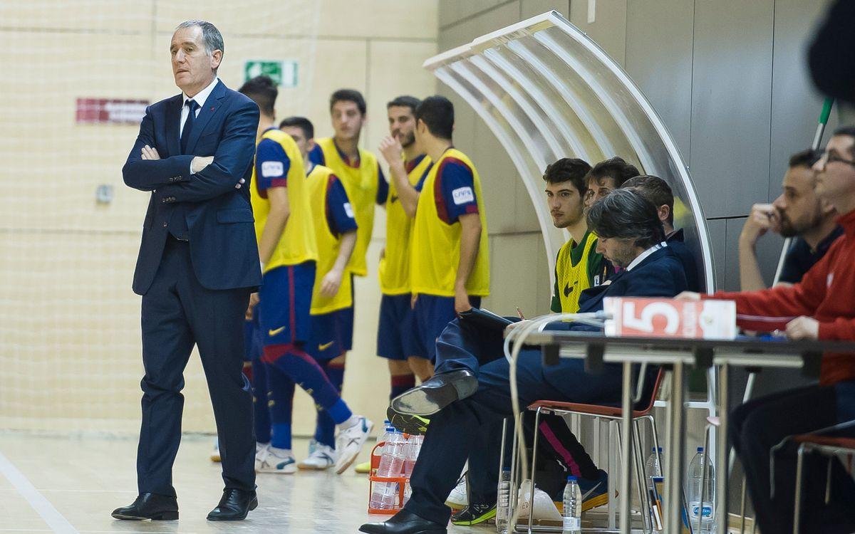 Els reptes del Barça B