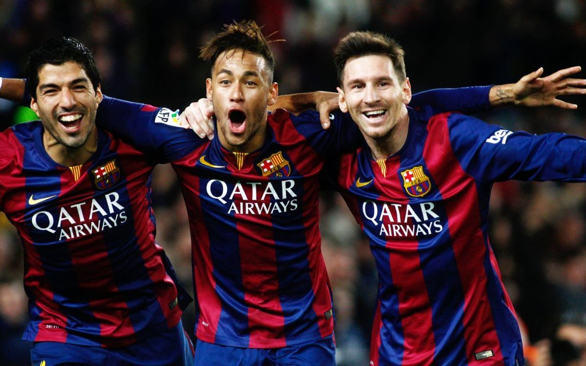 Messi, Neymar Jr and Suárez, candidates for UEFA Best Player in Europe Award