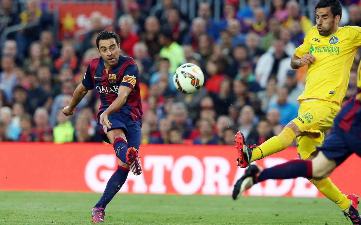 Five talking points from FC Barcelona v Getafe