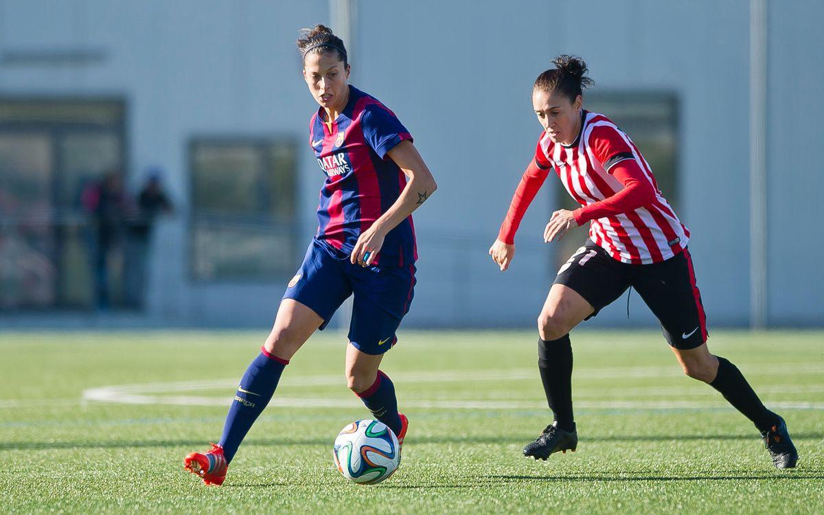 Athletic Club v FC Barcelona: Last gasp defeat (1-0)