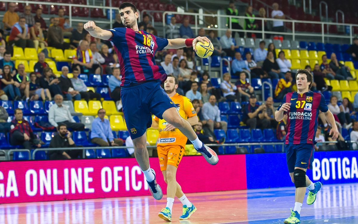 FC Barcelona – Blas-Gon Villa de Aranda: The Champions march on (46-30)