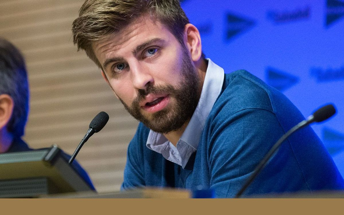Piqué says hard work means nothing without titles