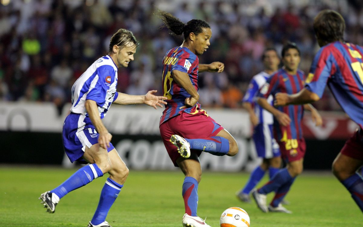 FC Barcelona to make first ever visit to Ipurua
