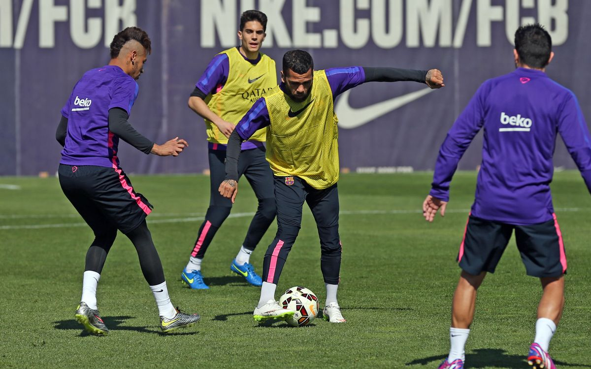 What's ahead for FC Barcelona week