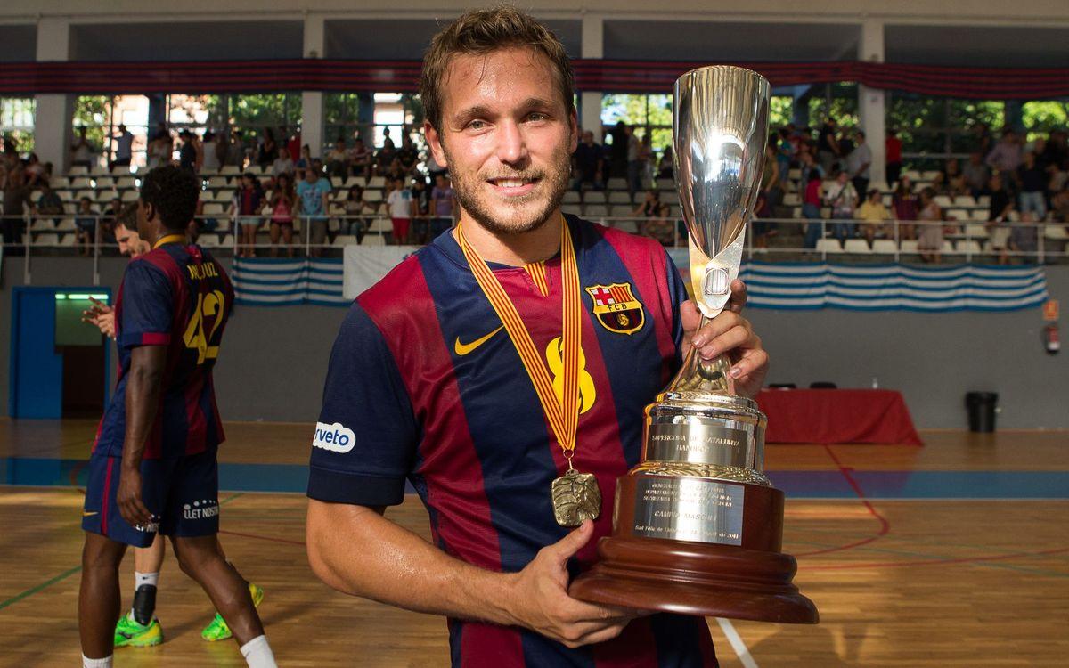 L'Handbol Sant Cugat, rival a la semifinal de la Supercopa de Catalunya
