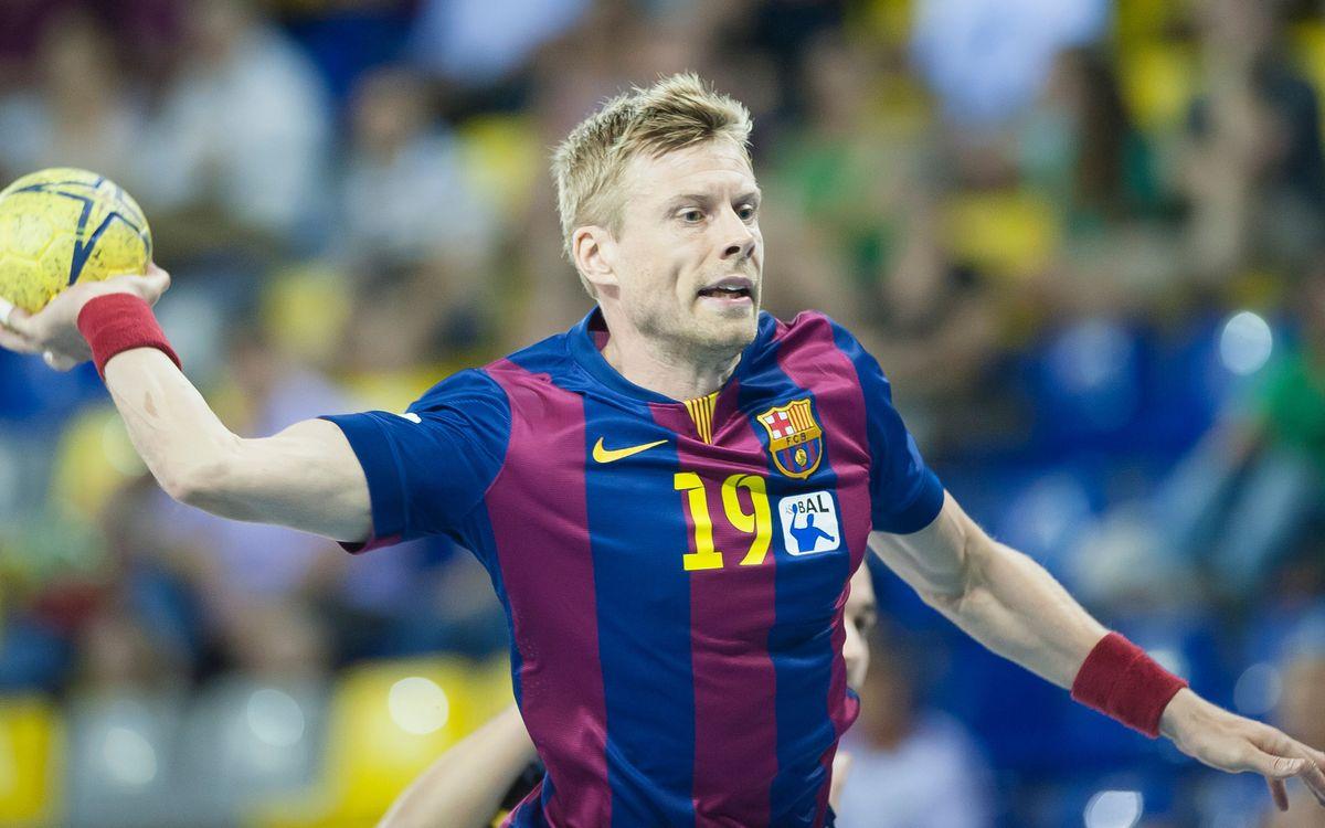 De Lluís Miracle a Gudjón Valur Sigurdsson, 74 blaugranes als Mundials d'handbol