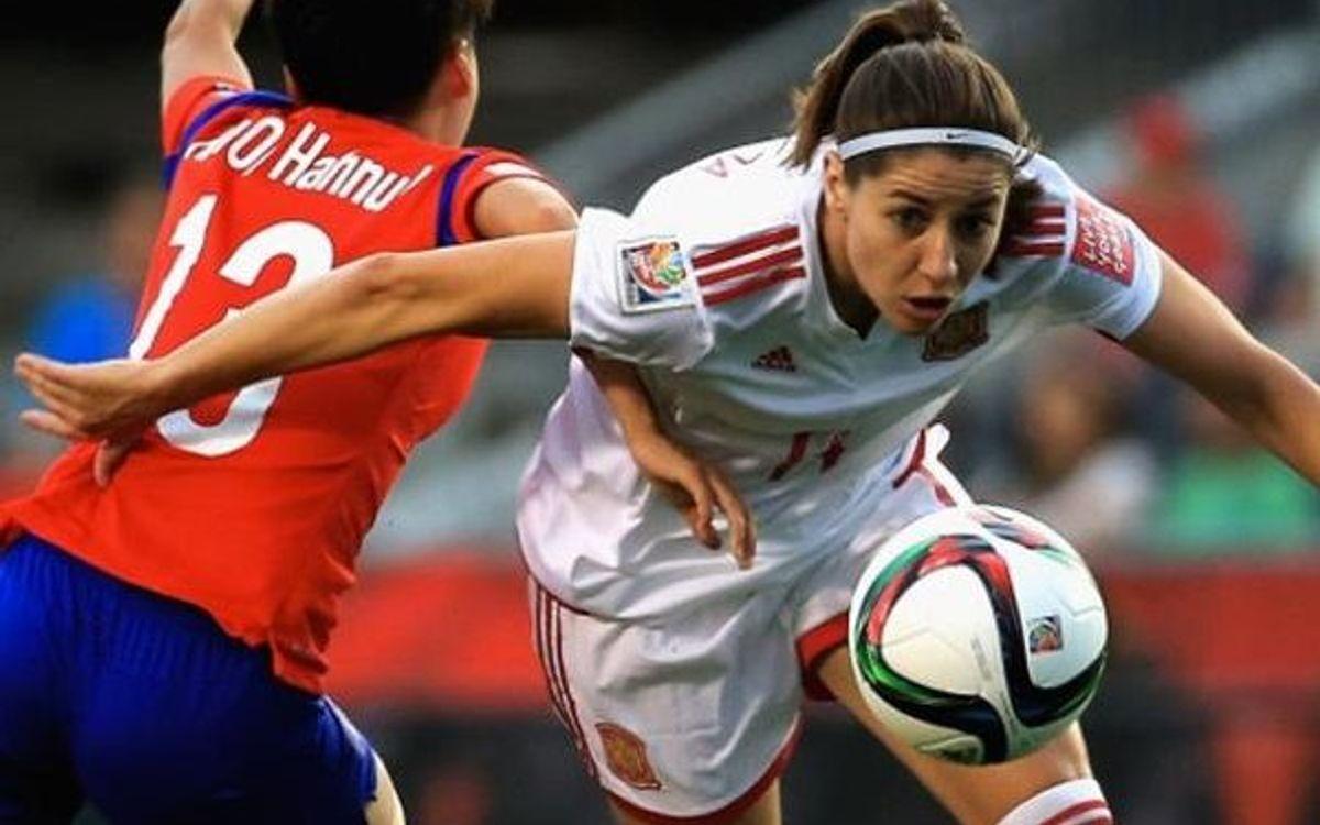 La selecció espanyola perd contra Corea i diu adéu al Mundial (1-2)