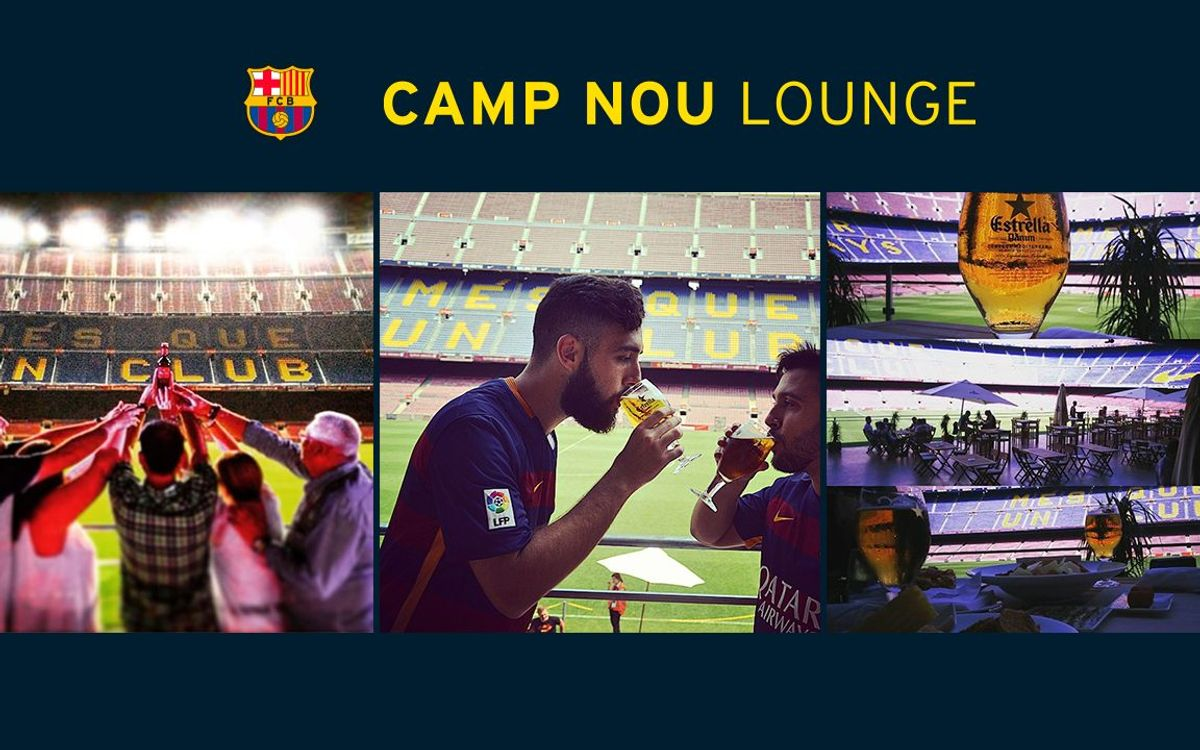 Winners announced of Camp Nou Lounge photography contest