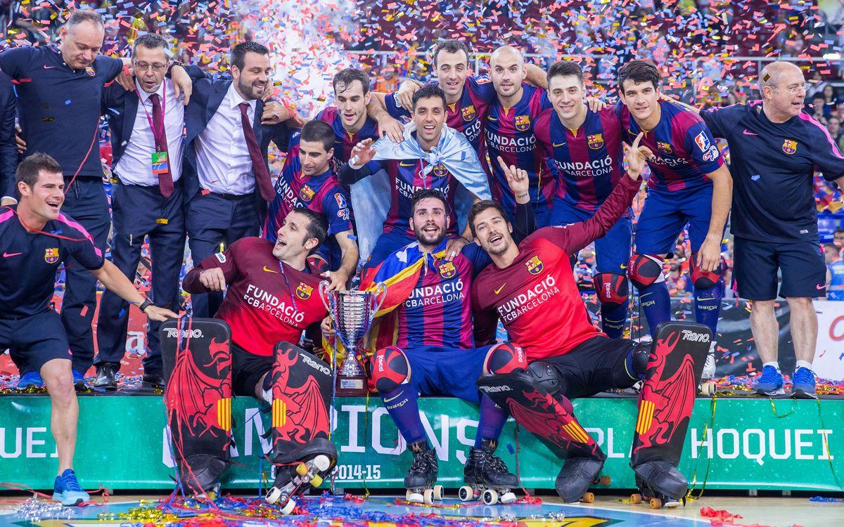 El FC Barcelona Lassa començarà l'OK Lliga el 20 de setembre