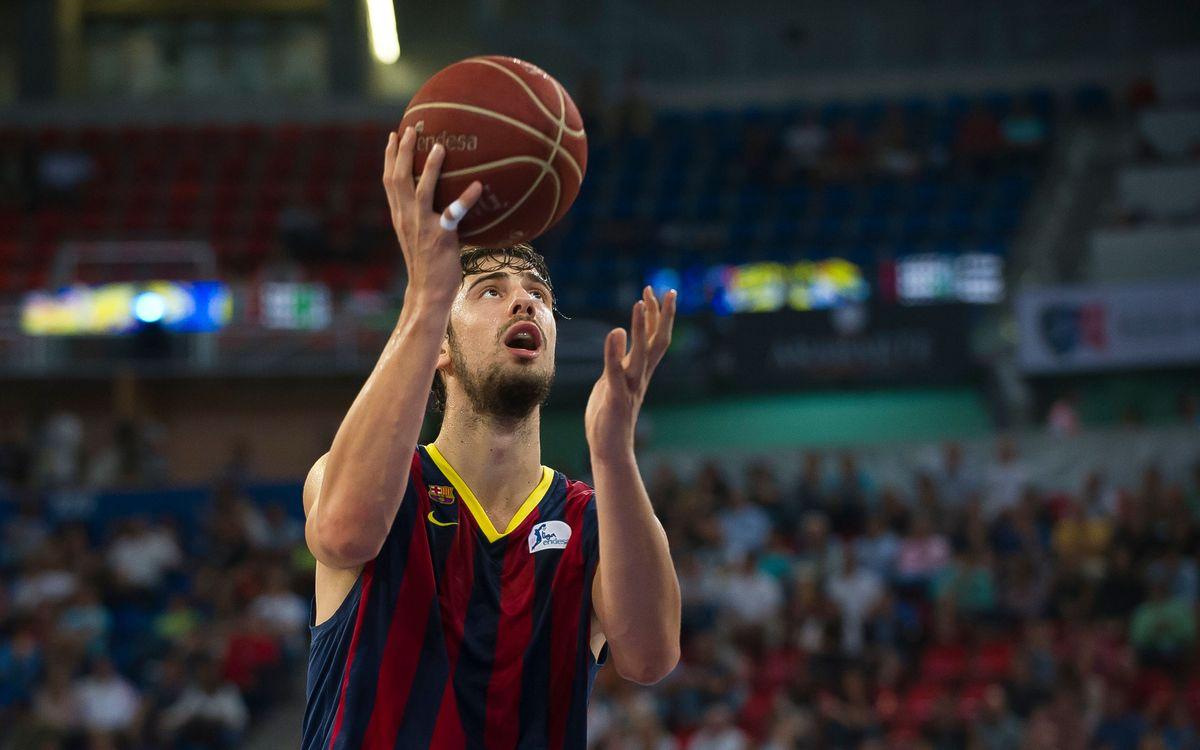 FC Barcelona – Movistar Estudiantes: Assegurar la tercera plaça a l'ACB