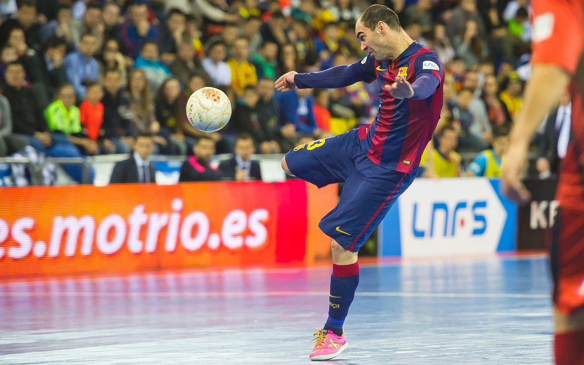 El brasiler Wilde continuarà un any més al FC Barcelona