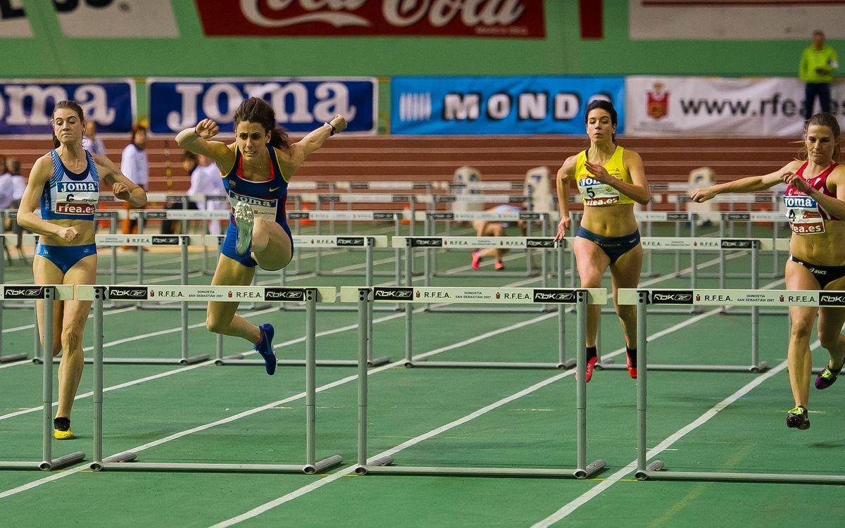 Caridad Jérez, classificada per a Rio 2016 i el Mundial de Pequín