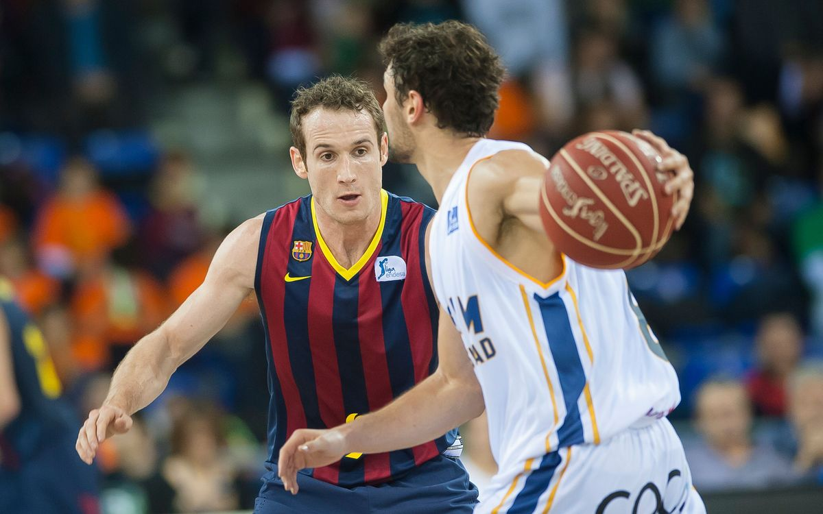 UCAM Murcia v FC Barcelona: Positive form continues (64-76)