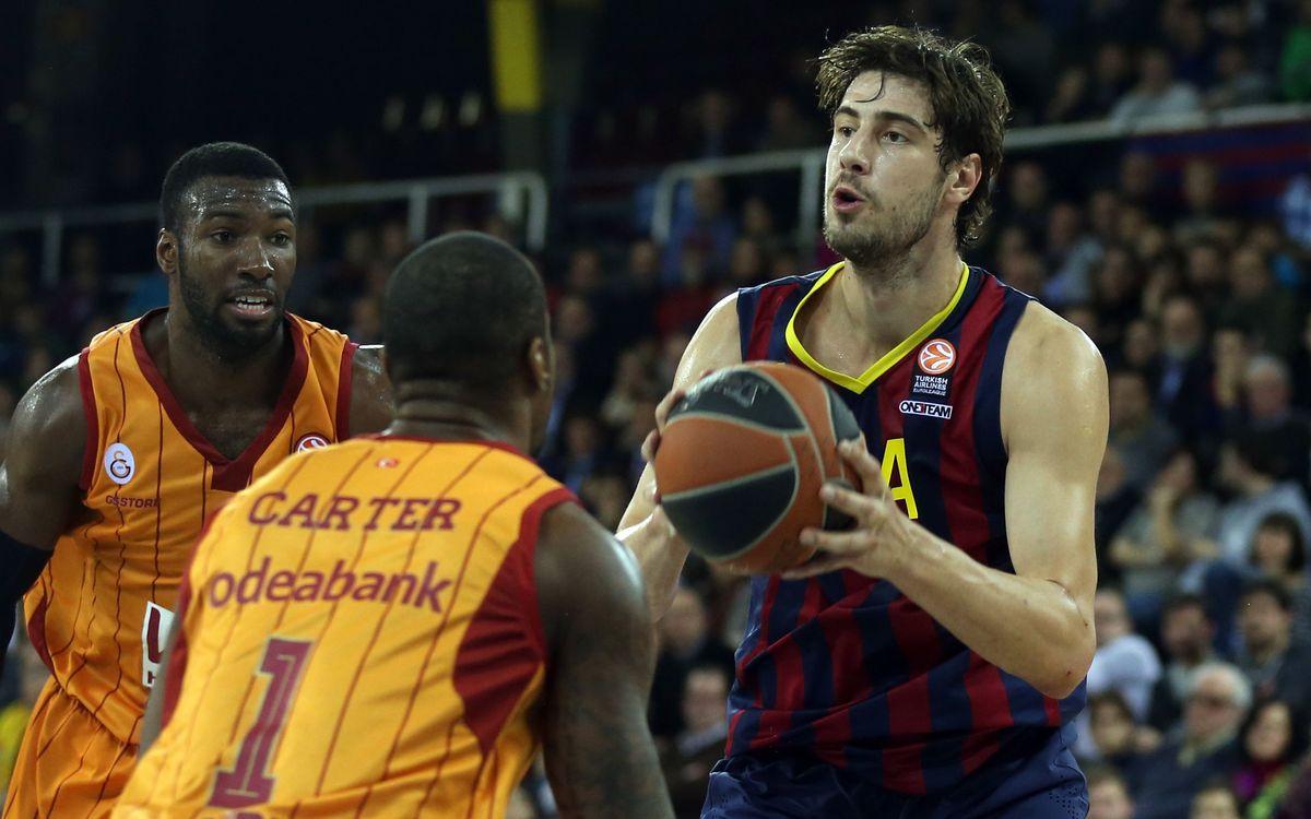 Galatasaray - FC Barcelona: Buscant un triomf per tancar el Top 16
