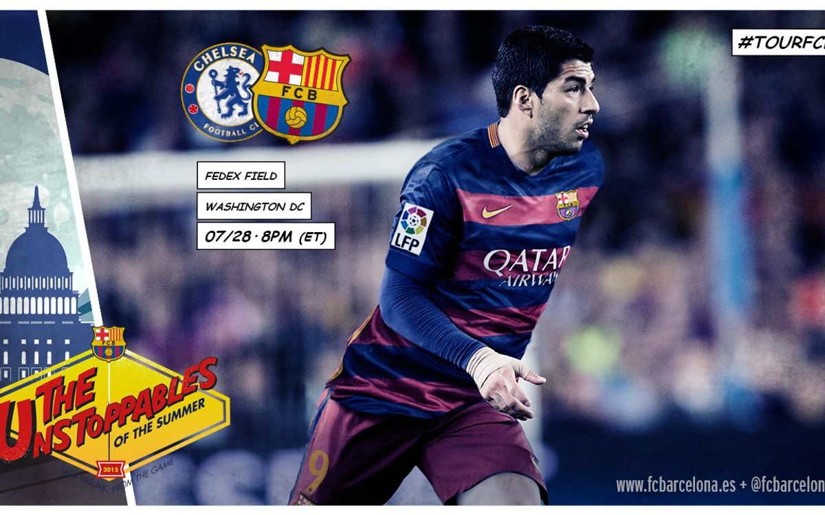 Match preview: Chelsea FC v FC Barcelona