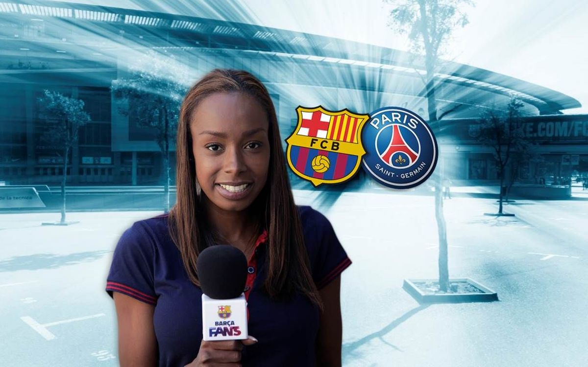 Fans at Camp Nou: how much do you know about PSG?