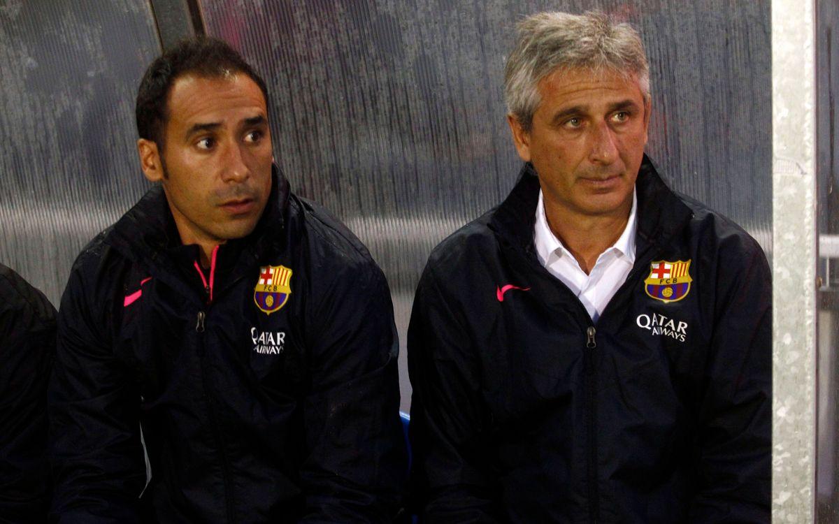 """Jordi Vinyals: """"Hem de seguir endavant"""""""