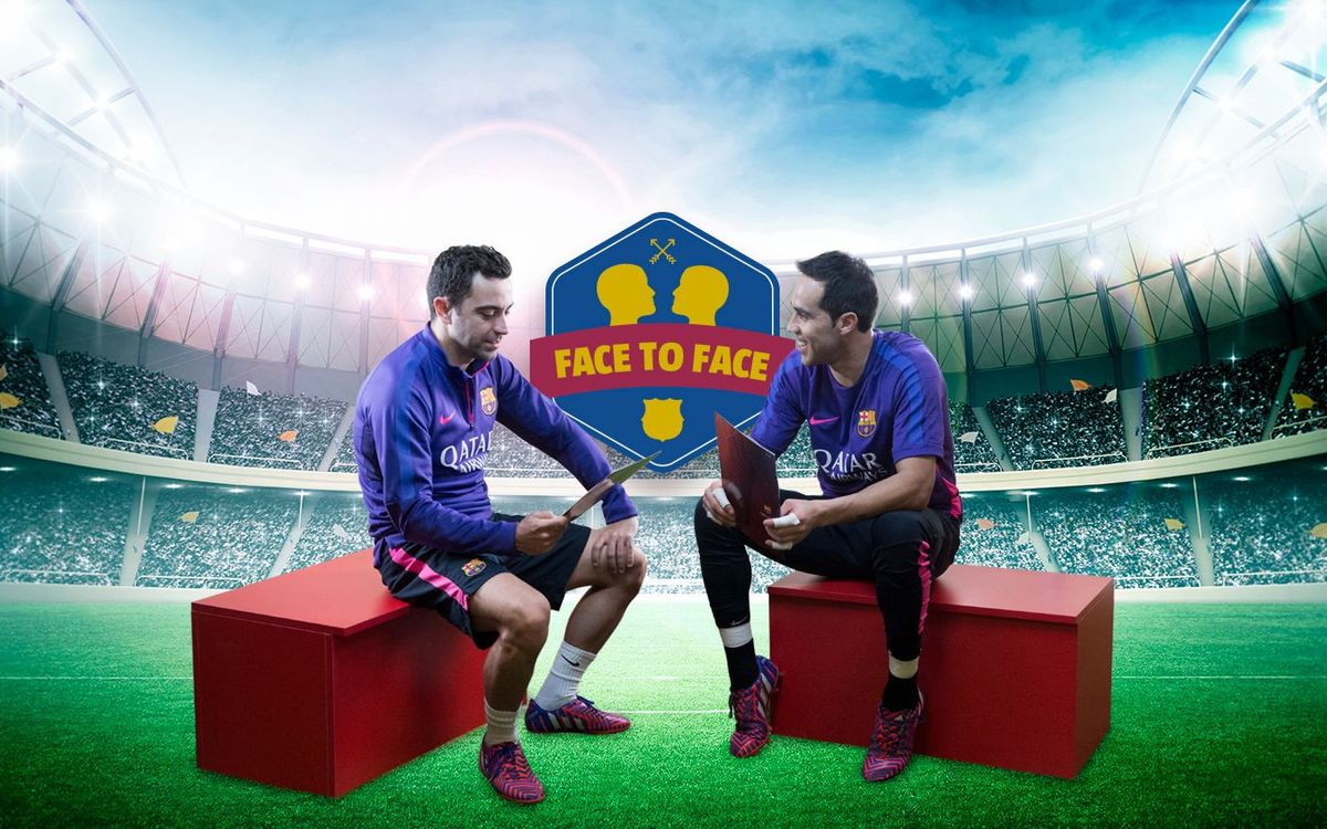 Face to Face: Xavi vs. Bravo