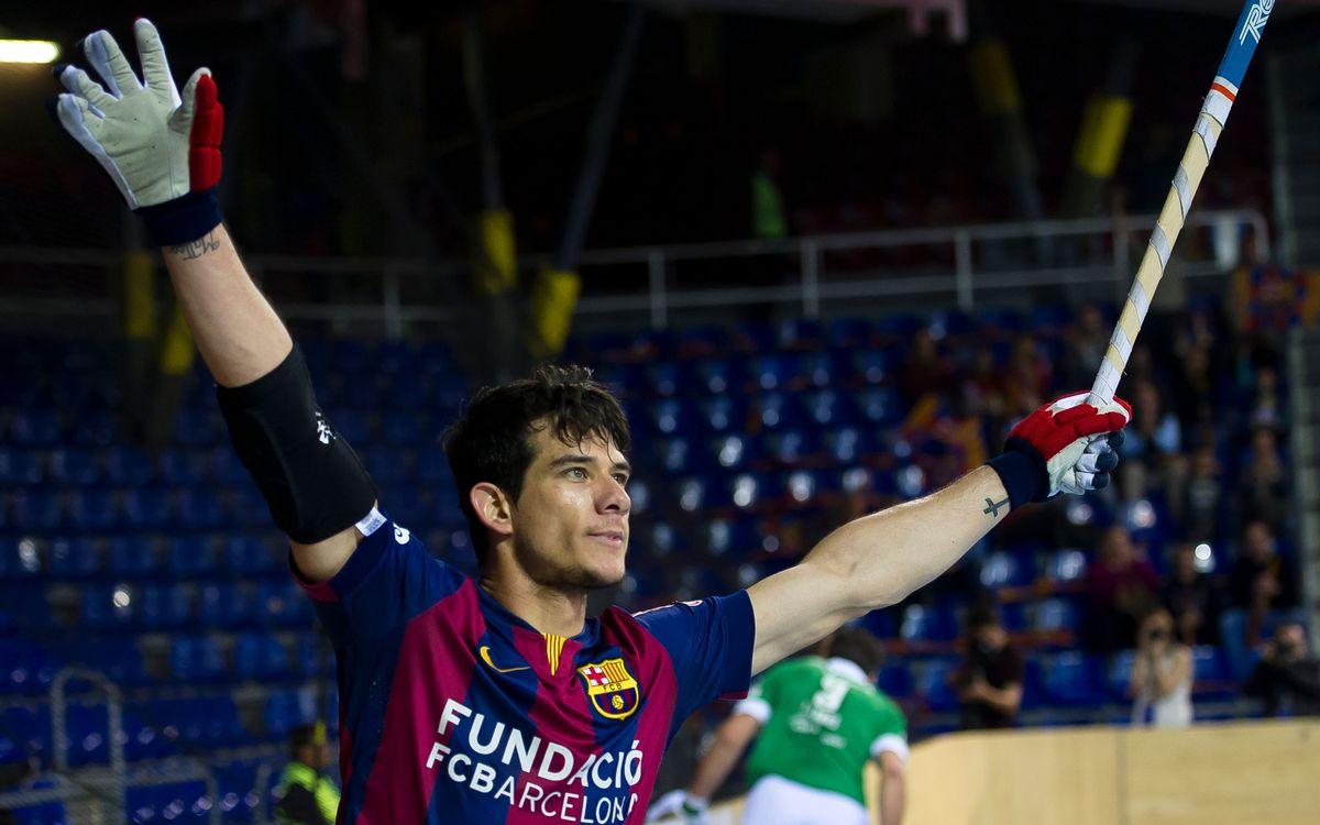Les dates clau del calendari del curs 2015/16 del Barça d'hoquei patins