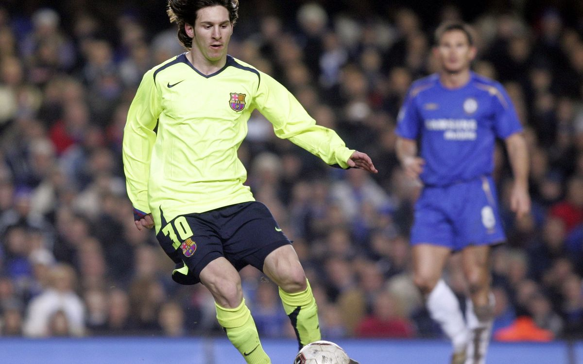 Historic rivalry between FC Barcelona and Chelsea