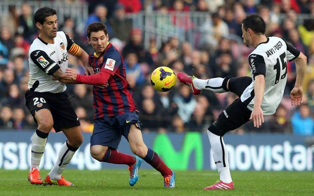 Match Preview: FC Barcelona v Valencia