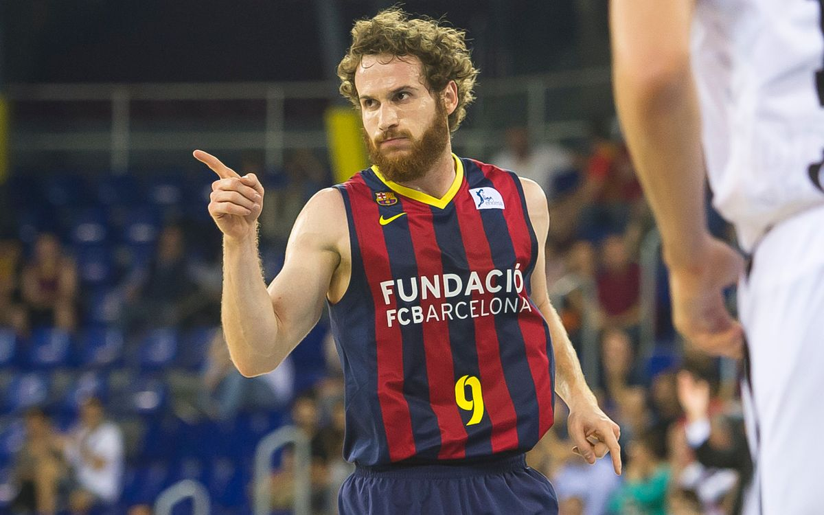 Marcelinho Huertas celebrates 400 games in Liga Endesa