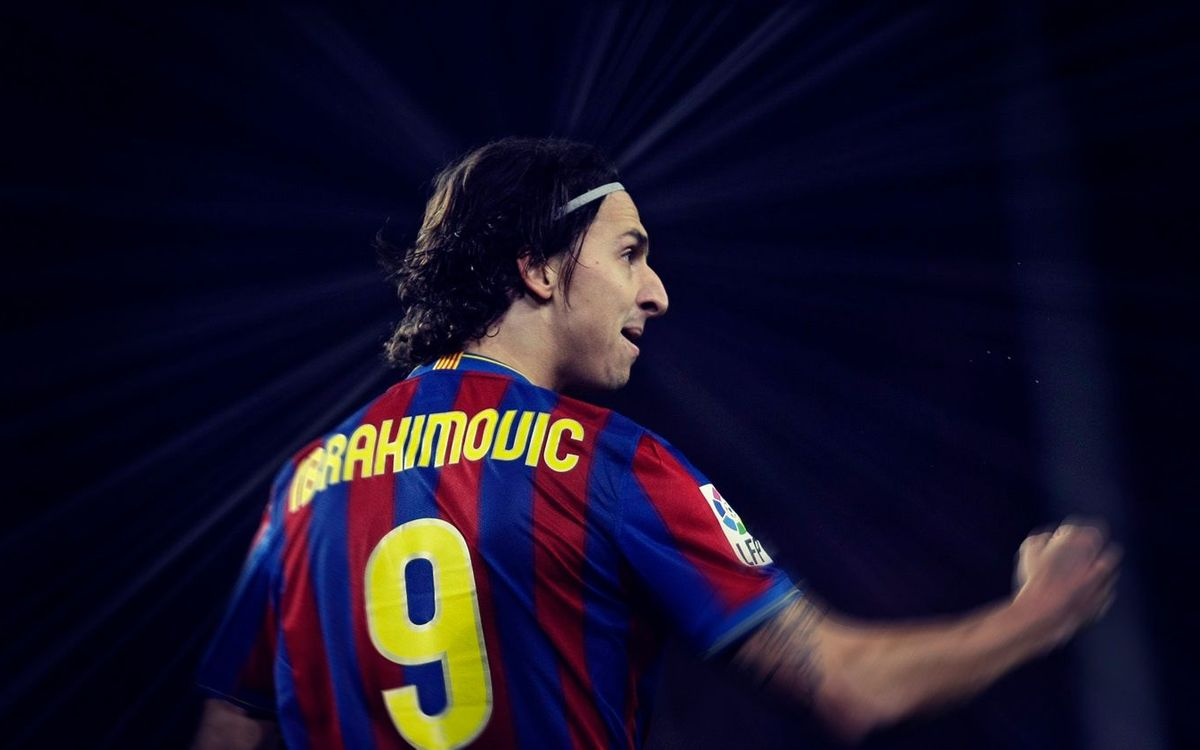 TOP5: Ibrahimovic's goals