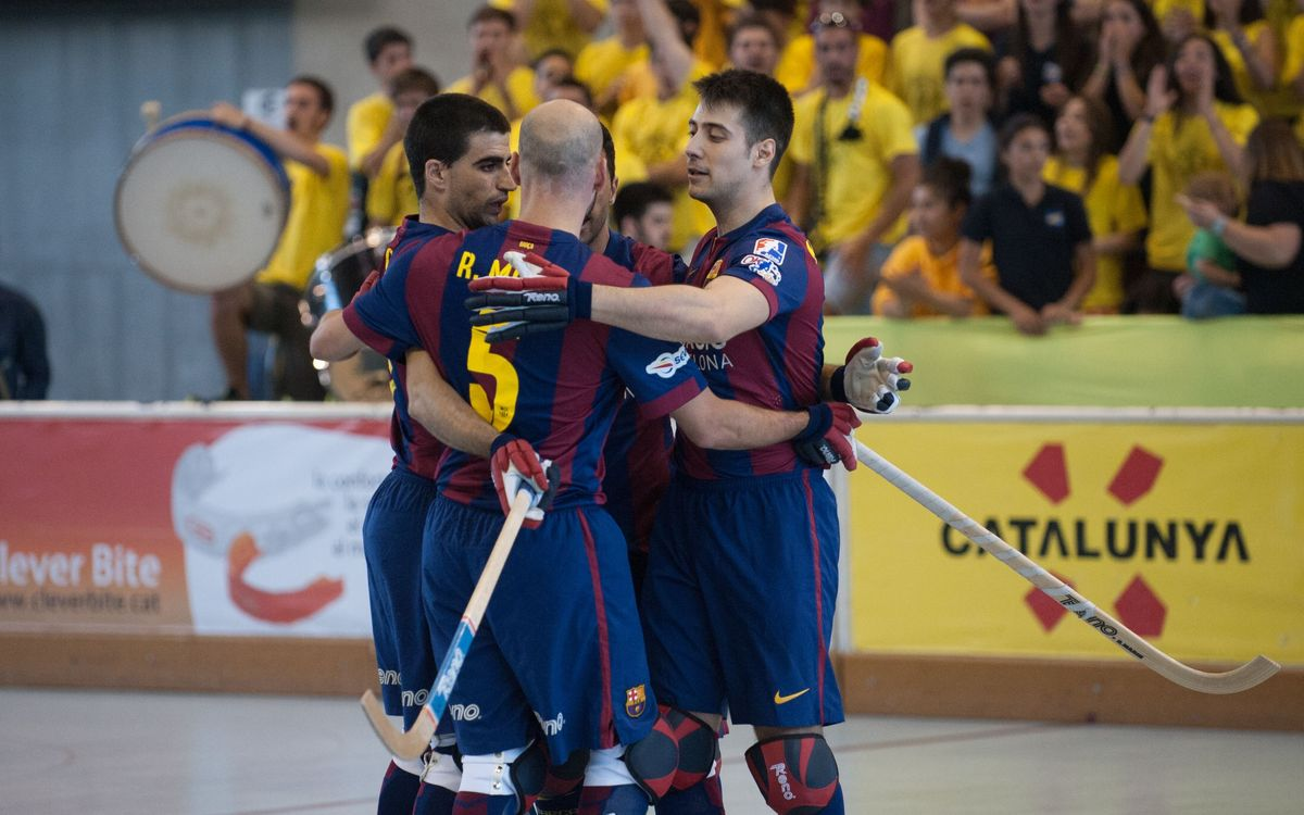 CH Mataró v FC Barcelona: New record to end OK Liga season (3-5)