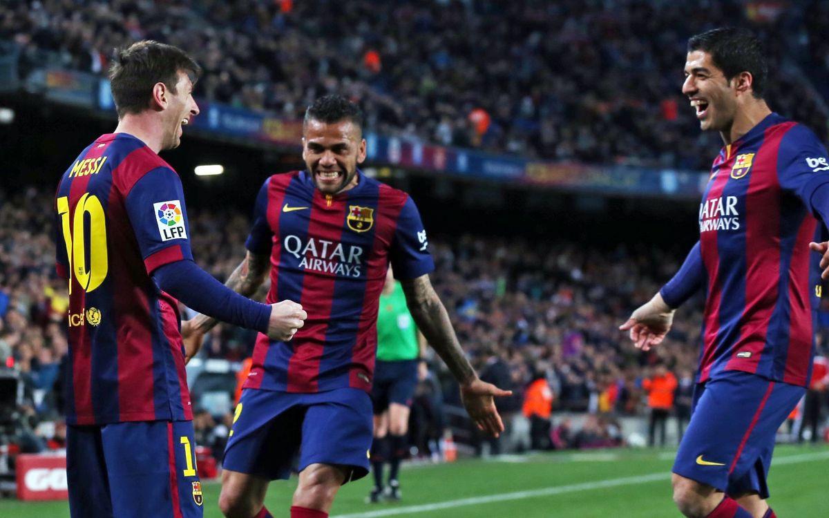 FC Barcelona v Almeria: Getting the job done (4–0)